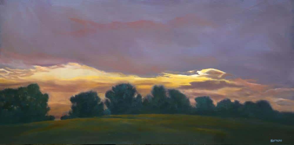 Michael Minthorn--Twilight