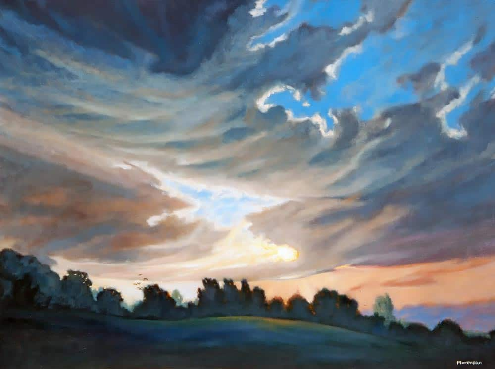 Michael Minthorn--Summer's Dawn