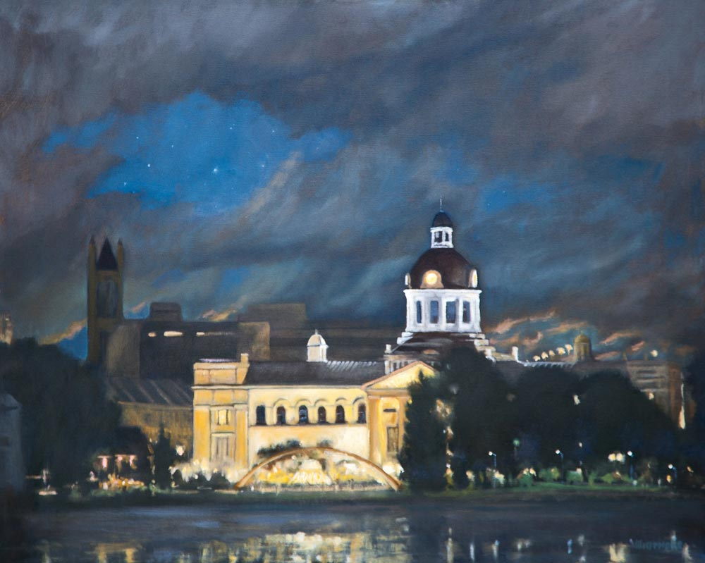 Michael Minthorn--Kingston City Hall