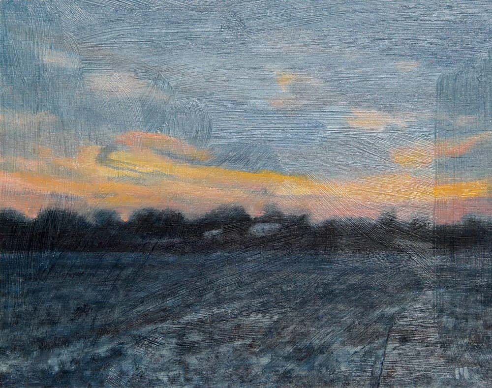 Michael Minthorn -- Fading Light