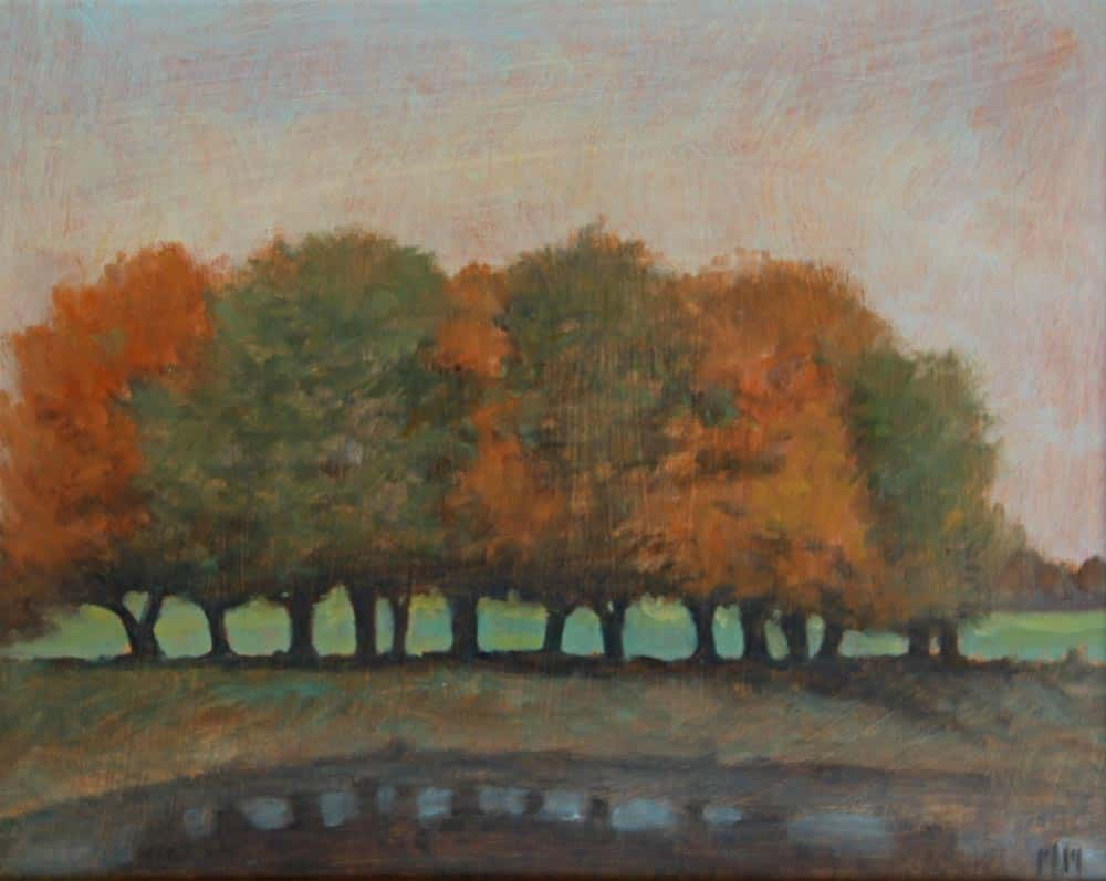 Michael Minthorn -- Fall Colours