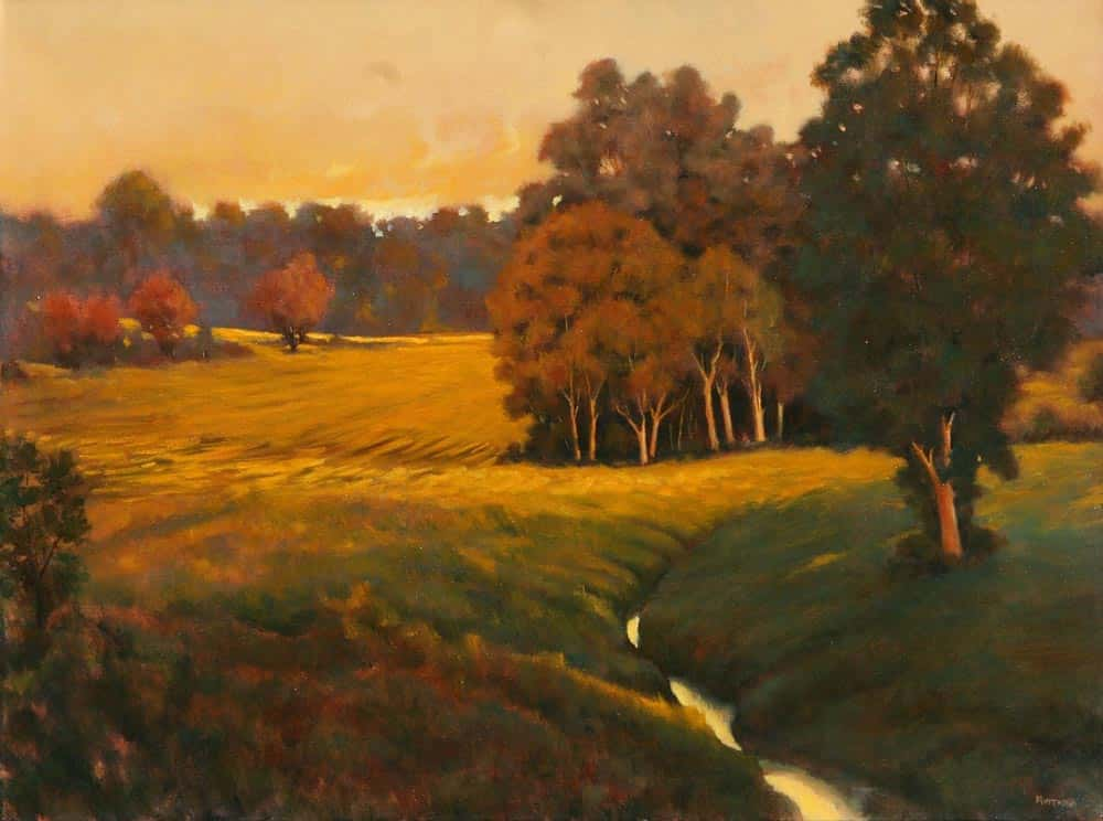 Michael Minthorn -- Fall Field