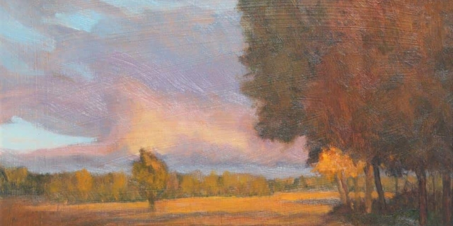 Michael Minthorn -- Fall Field