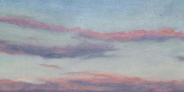 Michael Minthorn -- Lake Sunset