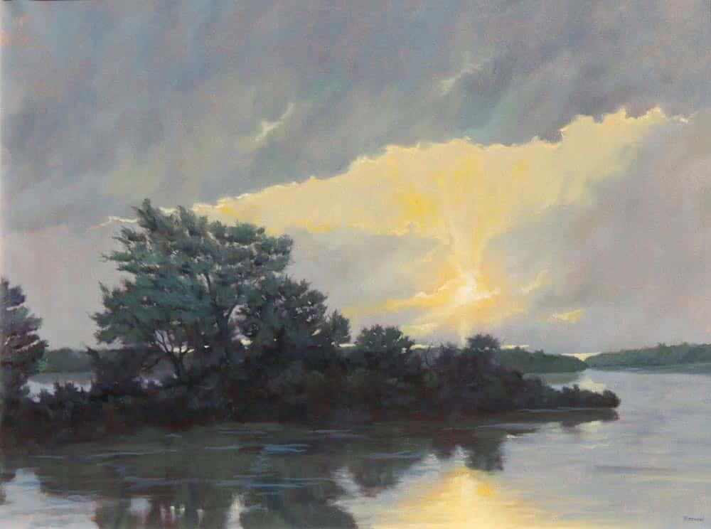 Michael Minthorn -- Marshland
