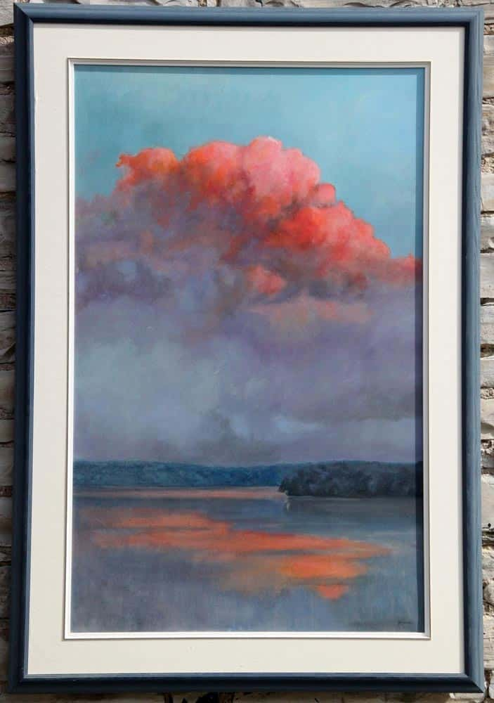 Michael Minthorn -- Thunderhead Over The Bay