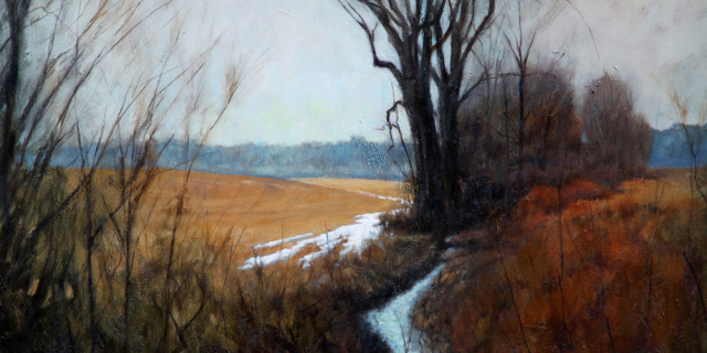 Michael Minthorn -- Winter's Retreat