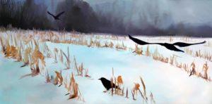 Karen Fox--Black Wings On Dire Winds