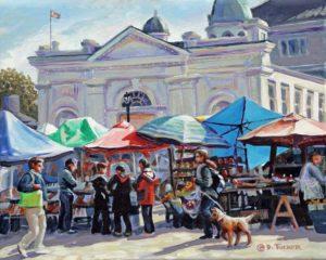 Dale Tucker --The Farmer's Market