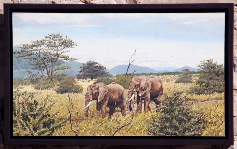 Gasto--Elephant Crossing