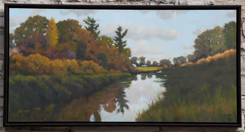 Michael Minthorn--Brookside Farm