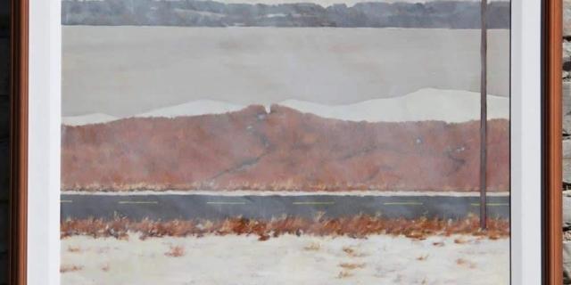 Michael Minthorn -- Frozen Hay Bay