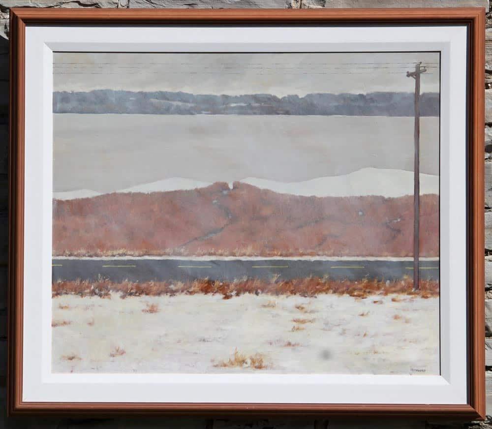 Michael Minthorn--Frozen Hay Bay