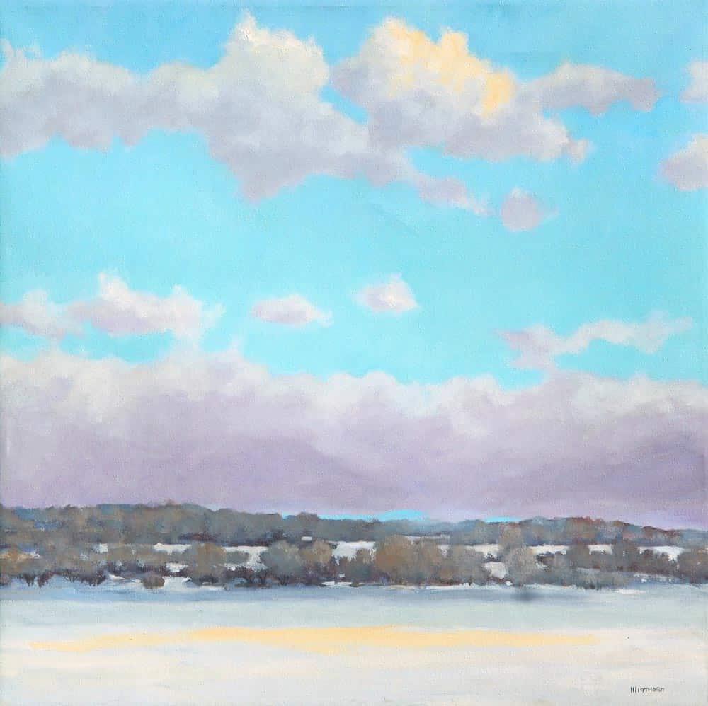 Michael Minthorn--Serene Winter