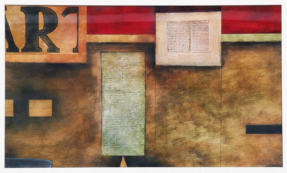 Sheffler--Abstract Art