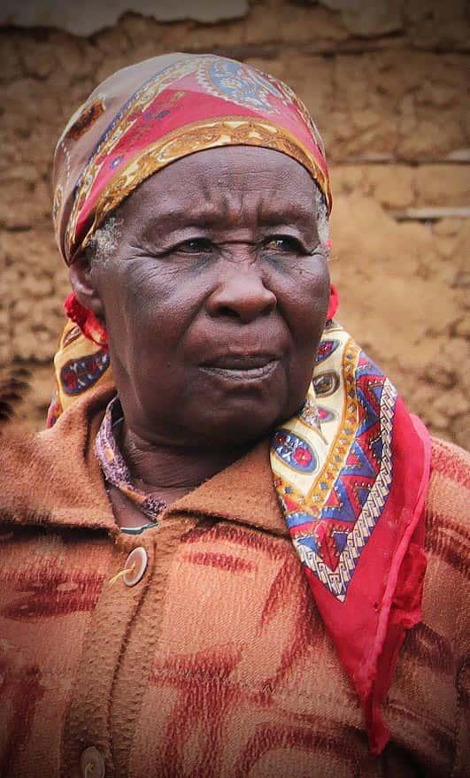 71--Kenya Grandmother