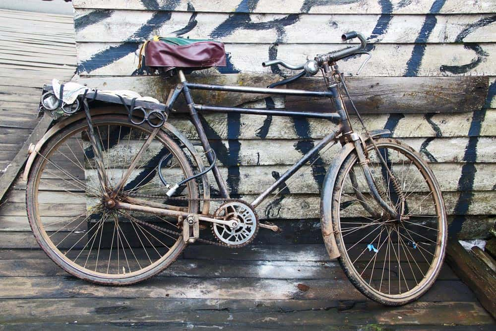 87--Kenya Bicycle