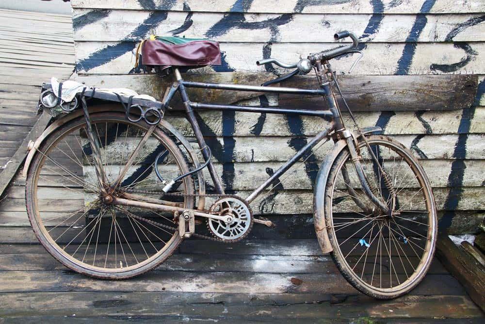 87--Kenya Bicycle