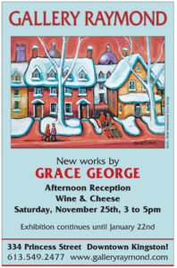 New Works By Grace George