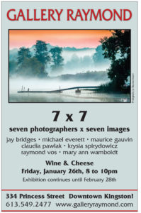 7 X 7 Photography Show!