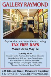 Tax Free Days!