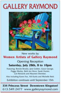 Women Artists Of Gallery Raymond