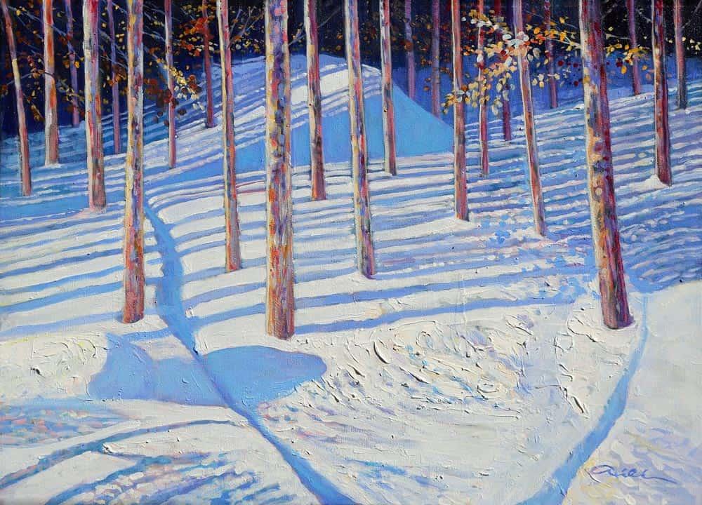 Aili Kurtis--Morning Sun