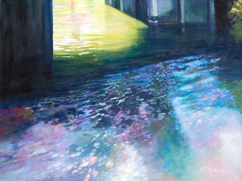 Aili Kurtis--Under The Bridge