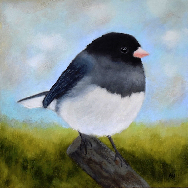 Anita Utas – Slate Coloured Junco