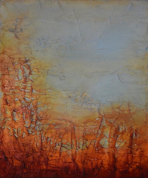 Anita Utas -- Western Woods I