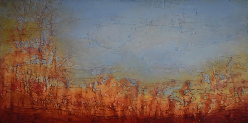 Anita Utas -- Western Woods II