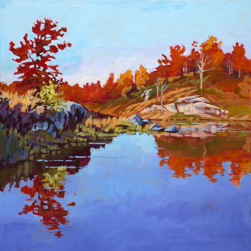Barb Sohn--The Beaver Pond 2