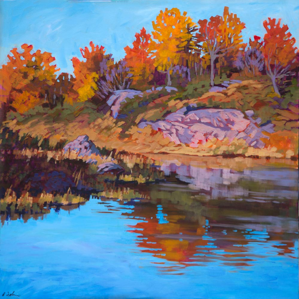 Barb Sohn--The Beaver Pond 1