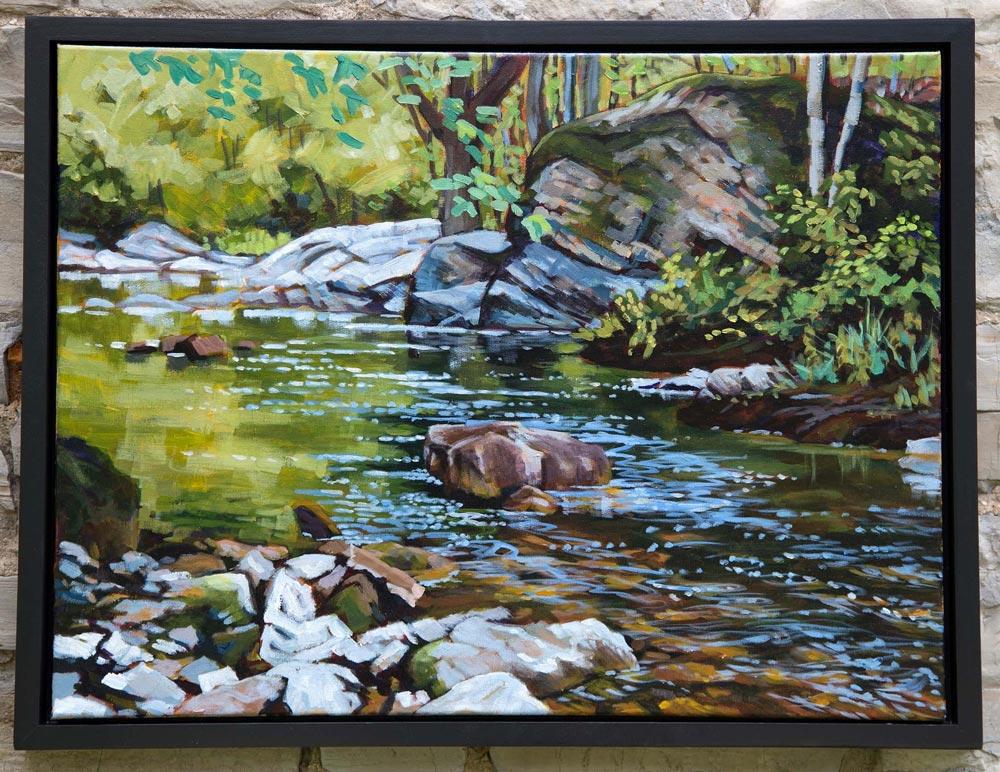 Barb Sohn--Blakeny Rapids Forest