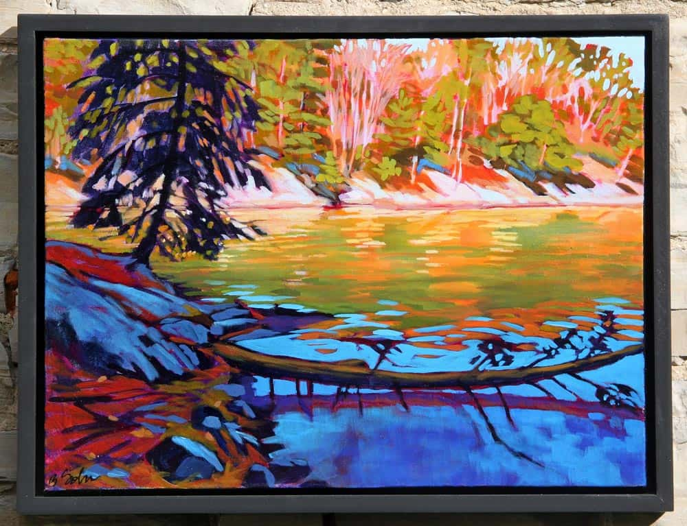 Barb Sohn — Whitefish Lake