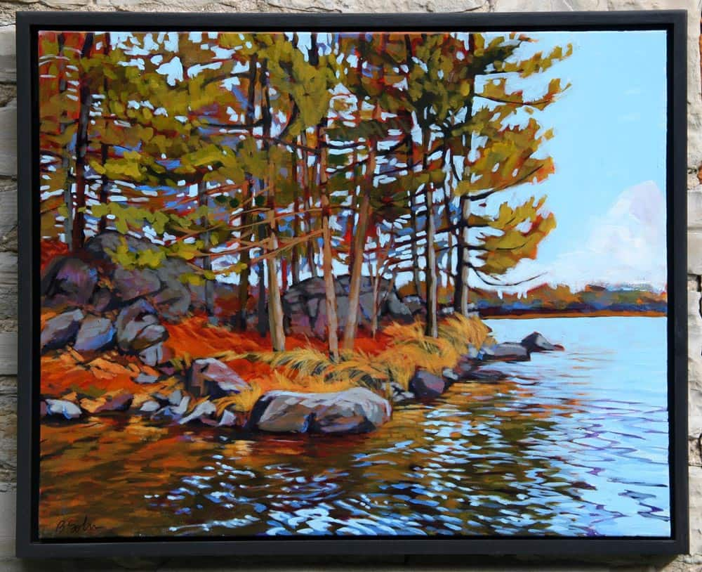 Barb Sohn--Pines At Loon Lake