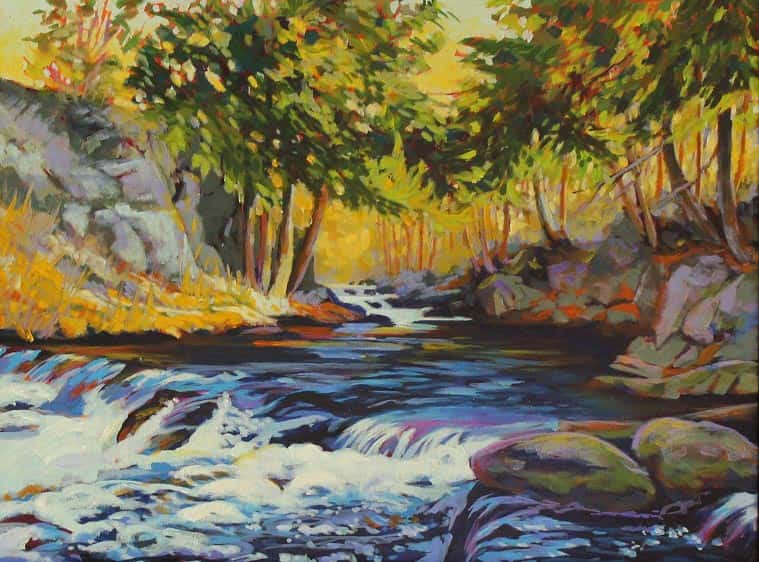 Barb Sohn--Black Creek Rapids