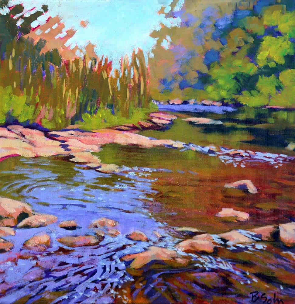 Barb Sohn--Rapids Road Creek