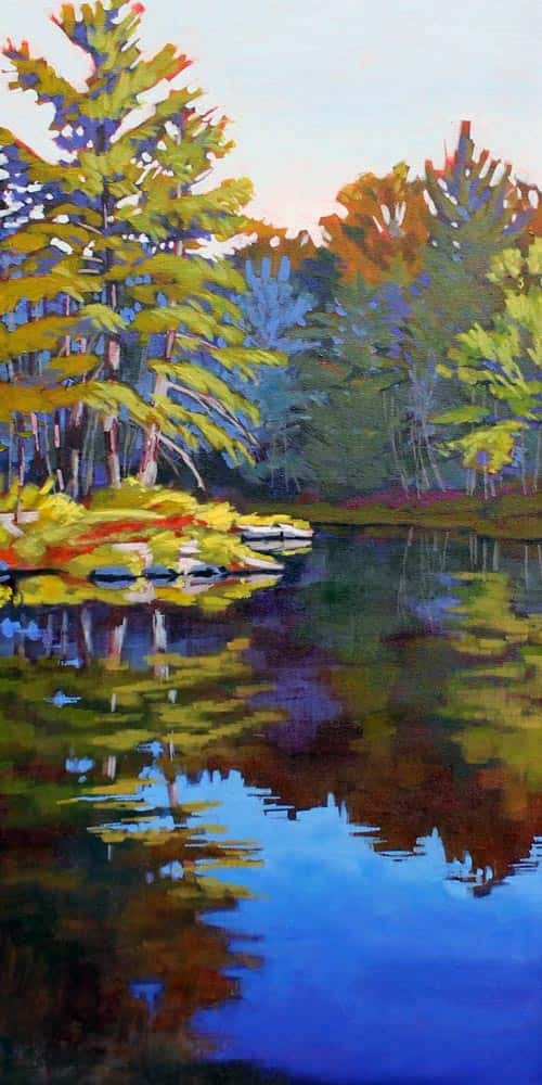 Barb Sohn--Skootamatta River